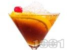 Рецепта Манхатън коктейл (Manhattan Cocktail)